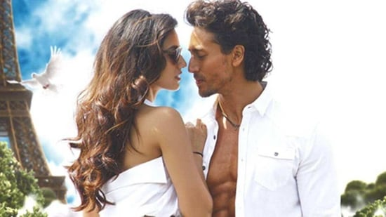 Disha Patani shared a video of herself dancing to Tiger Shroff's Casanova.