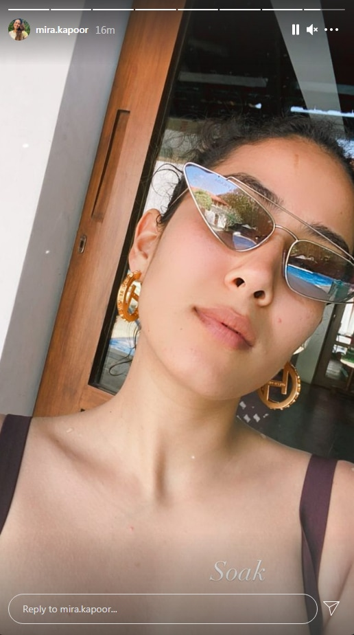 Mira Rajput's Goa look is about bikinis and Princess Jasmine inspired outfits | Hindustan Times