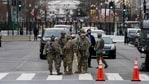 Members of the National Guard stand near the White House ahead of U.S. President-elect Joe Biden's inauguration in Washington, U.S., January 19, 2021. REUTERS/JOISHUA ROBERTS (REUTERS)