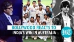 How Big B, SRK & other celebs lauded team India's win in Australia