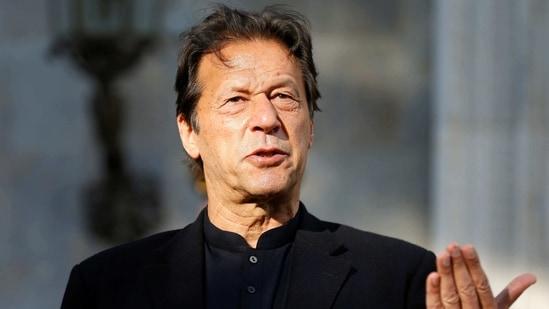 Pakistan's Prime Minister Imran Khan(Reuters)