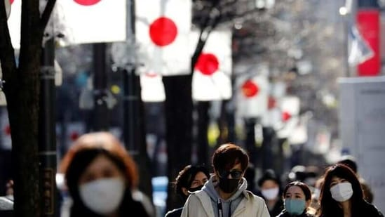 On Monday, the Japanese Health Ministry said that the three cases were recorded in Shizuoka among people aged between 20 and 70.(Reuters)