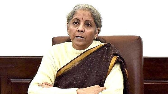 Fintech players are urging Union Minister for finance and corporate affairs, Nirmala Sitharaman to ease lending.(ANI)