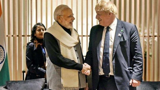 The British prime minister has invited South Korea, India and Australia as guests to this year's meeting as he tries to establish a so-called D-10 coalition of democracies to counter China and other authoritarian states.(PTI PHOTO)