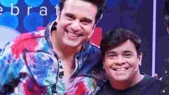 There reports doing the rounds that Krushna Abhishek got offended by one of the jokes cracked by his co-star on The Kapil Sharma Show, Kiku Sharda.