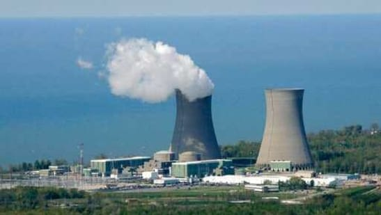 India has 6.8 gigawatts of existing nuclear generation capacity, which accounts for roughly 2% of the nation's total capacity.(AP representative image)