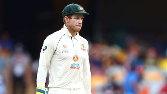 Australia captain Tim Paine(AP)