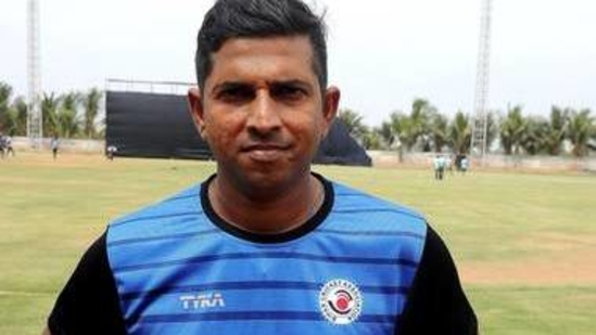 File photo of Bihar captain Ashutosh Aman(Twitter)