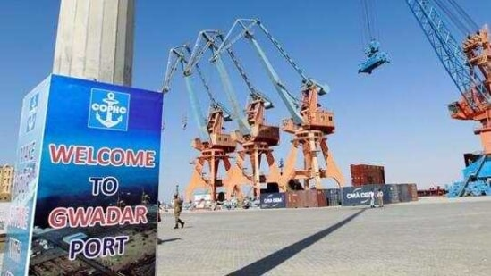 The mega-project, with an initial outlay of $ 46 billion, envisages CPEC as a hub with Gwadar's port, energy, transport infrastructure and industrial cooperation as its four main spokes.(REUTERS)