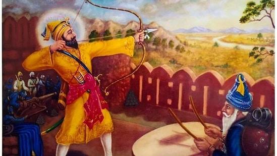 2021 marks the 354th birth anniversary of Guru Gobind Singh Ji.(Wikimedia Commons )