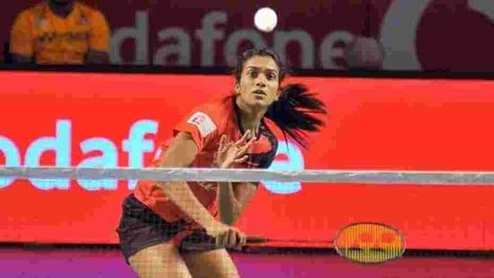 Photo of Indian badminton player PV Sindhu(Twitter)
