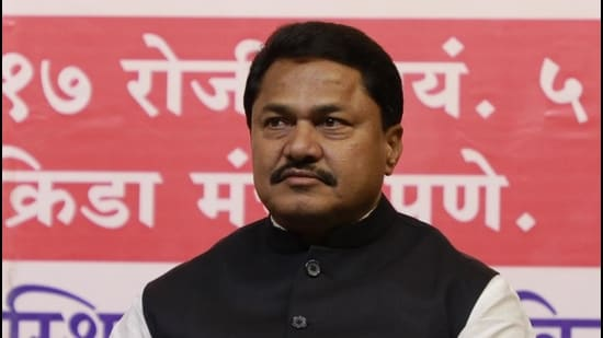 According to the reports, Patole's appointment to head Maharashtra Congress had got the party's top leadership's nod. (HT Photo)
