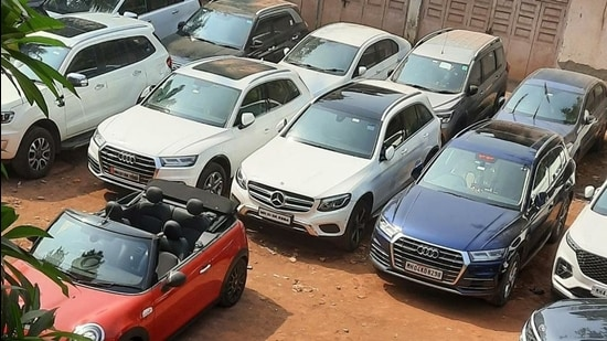 According to police, after the purchase, the accused would then mortgage the cars and borrow money from individuals under the guise of some urgent requirements.