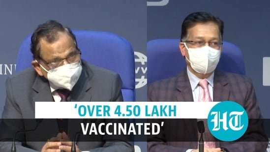 Government on nasal vaccine
