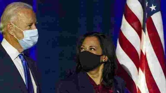 Joe Biden and Kamala Harris (File Photo)(AP)