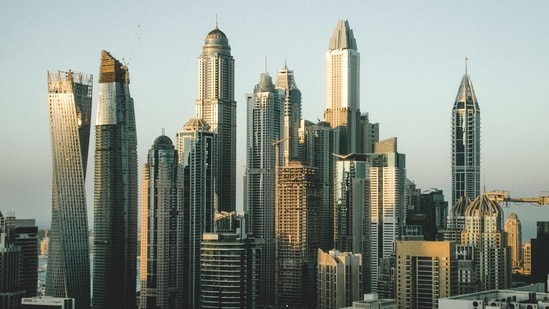 With its cavernous malls, frenetic construction and legions of foreign workers, Dubai was built on the promise of globalization, drawing largely from the aviation, hospitality and retail sectors — all hard hit by the virus.(Unsplash)
