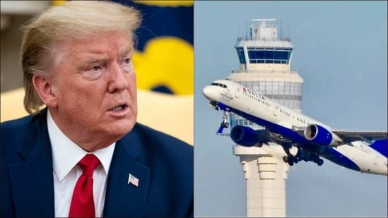 Even as Covid cases spike, Trump lifts travel restrictions on Europe and Brazil(Twitter/Complex/ATLairport)