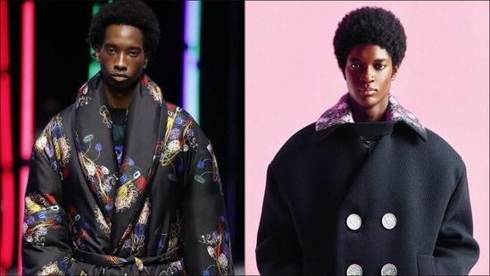 Milan Fashion Week 2021: Fendi-Prada flaunt men's indoor wear, reversible coats(Instagram/fendi/prada)