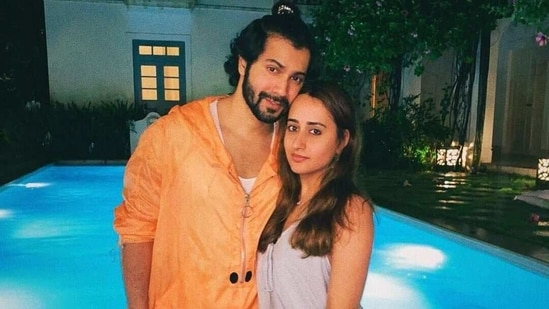 Varun Dhawan has known Natasha Dalal since they were in school.