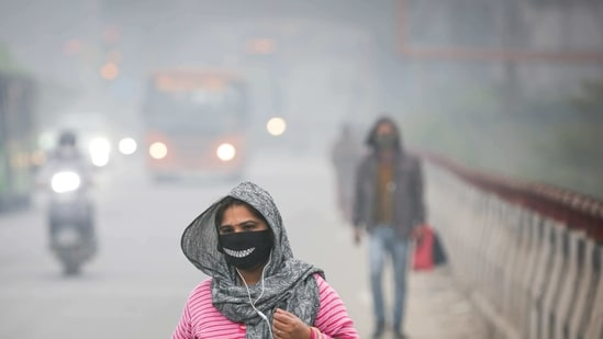 Delhi's air cleaner, temp to remain normal today, says IMD (Representative Image)(Sanchit Khanna / HT Photo)