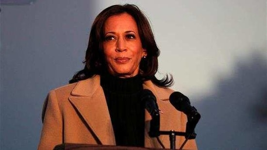 Vice President-elect Kamala Harris' understated and elegant signature style of blazers combined with sneakers signals a new way of power dressing.(Yahoo)