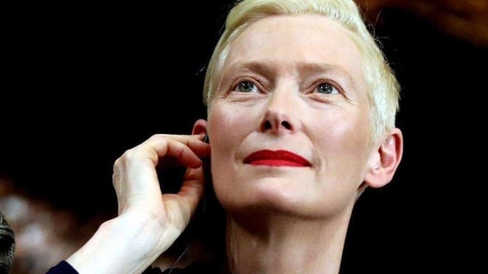Tilda Swinton(Instagram)