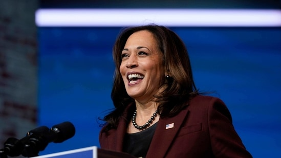 US Vice President-elect Kamala Harris (File Photo/AP)