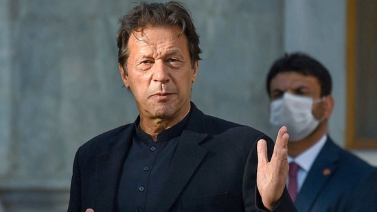Pakistan's opposition parties had united last year under the aegis of Pakistan Democratic Movement to launch coordinated attacks on Prime Minister Imran Khan(AFP)