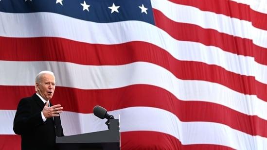 US President-Elect Joe Biden will take oath on Wednesday. (AFP)