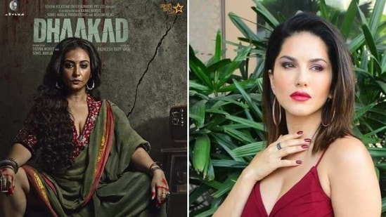 Divya Dutta's character poster from Dhaakad was unveiled on Wednesday. Sunny Leone spoke a harrowing childhood experience.