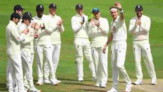 File image of England cricket team.(ECB/Getty Images)