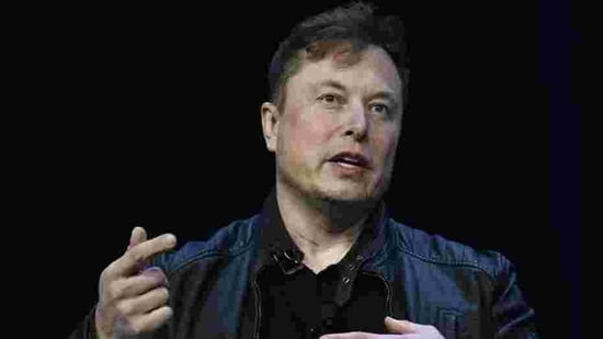Tesla shares, which were included in the S&P 500 index this week, have surged eightfold this year ahead of the addition to the benchmark index's measure.(AP)