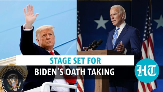 US President-elect Joe Biden is all set to attend his inauguration