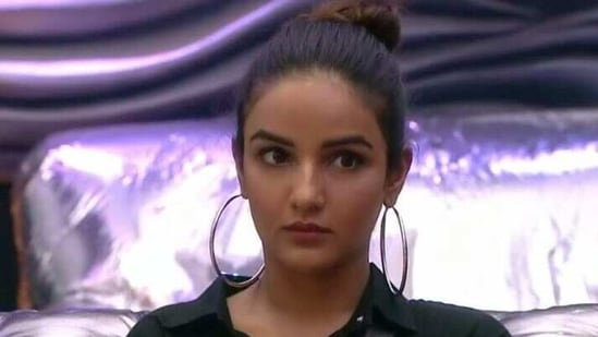 Jasmin Bhasin was voted out of Bigg Boss 14.(Colors)