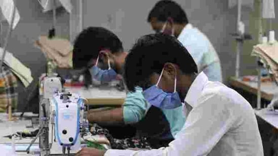 MSMEs employ about 110 million workers and contribute to about 40% of exports (MSME census, 2006-07), and have a huge role to play in creating quality jobs, improving export competitiveness, and increasing aggregate productivity.(Sunil Ghosh/HT file photo. Representative image)