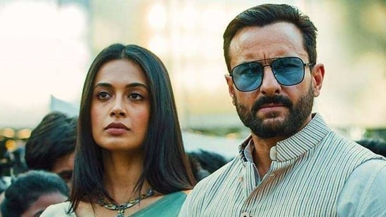 Saif Ali Khan plays the lead in Tandav. Multiple police cases have been filed against him and other crew members of the show.