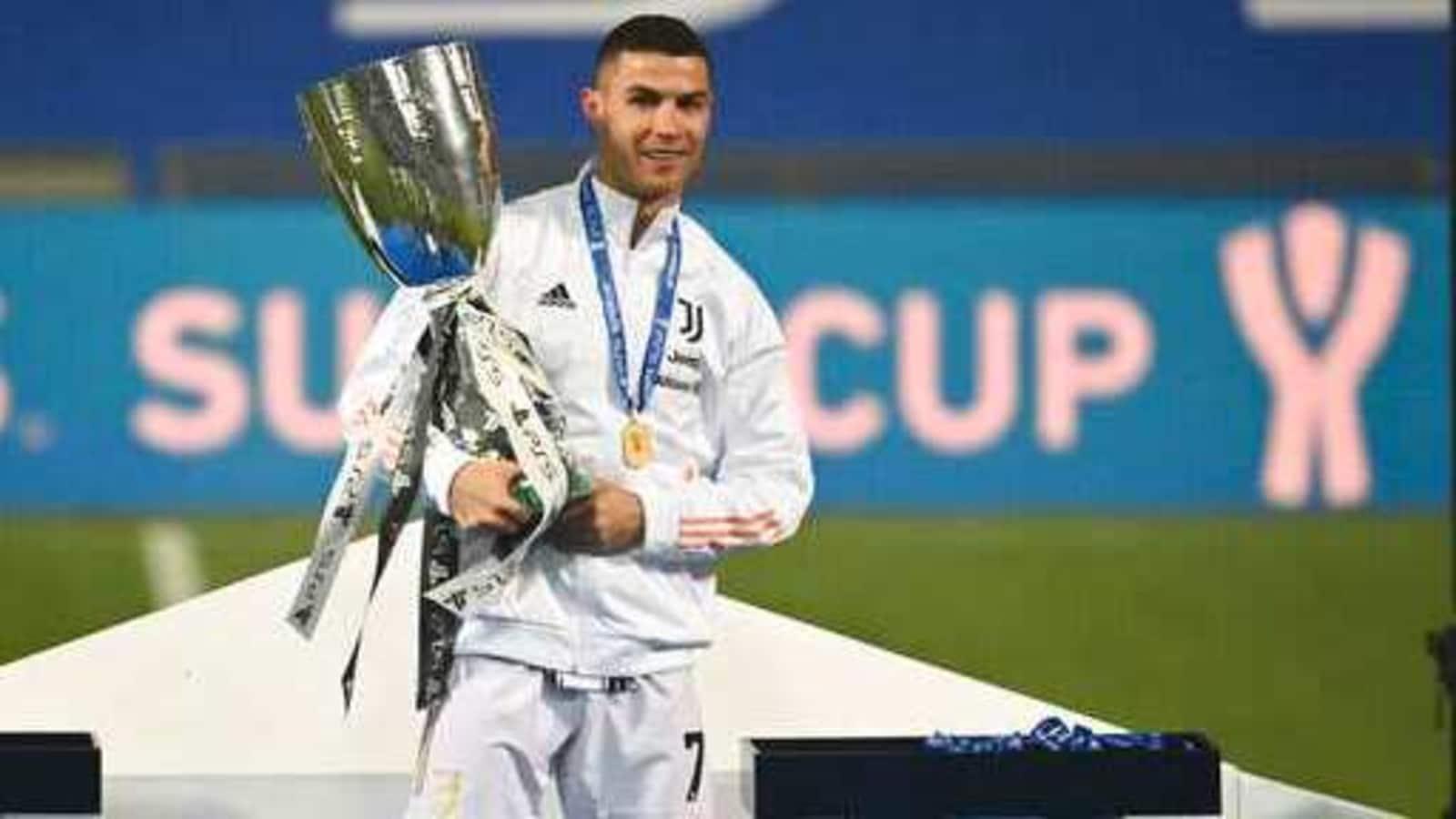 Ronaldo helps Juventus beat Napoli to win Italian Super Cup