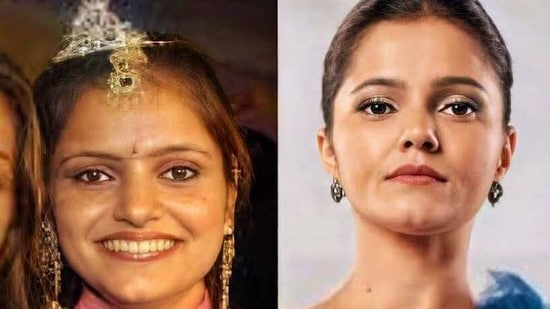Rubina Dilaik won two pageants before becoming an actor.