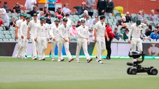 The Australian cricket team(AP)