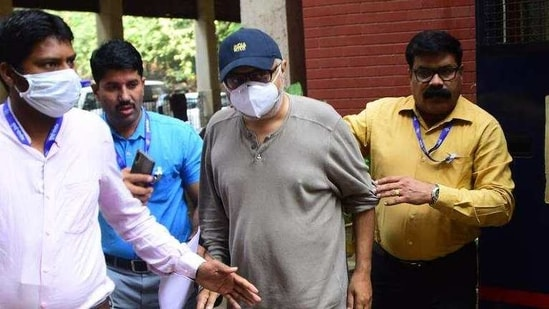 Dasgupta's lawyer told the court that there was no evidence to back the allegations against him.(HT_PRINT)