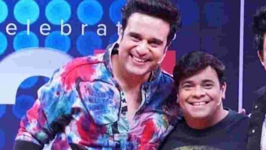 There reports doing the rounds that Krushna Abhishek got offended by one of the jokes cracked by Kiku Sharda on The Kapil Sharma Show.
