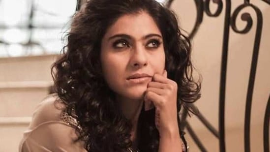 Kajol's parents separated when she was a little girl.