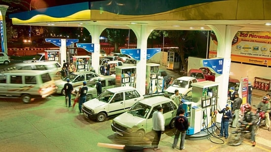 Bharat Petroleum Corp. Ltd is India's second-largest fuel retailer with a 25.77% market share.ramesh pathania/mint(MINT_PRINT)