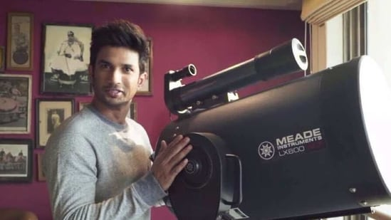 Sushant Singh Rajput had great passion for physics and astronomy.