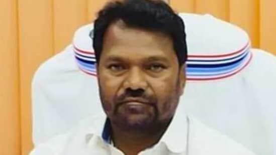 Jharkhand education minister Jagarnath Mahto(Pic: Sourced)