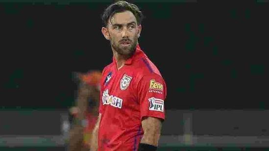 Glenn Maxwell was released by Kings XI Punjab ahead of IPL 2021(IPL/Twitter)
