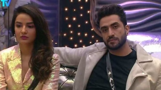 Jasmin Bhasin and Aly Goni are close friends and he often supported her on Bigg Boss 14.(Colors)