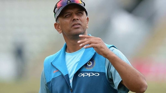 Rahul Dravid has been phenomenal as coach. (Getty Images)