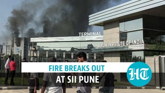 Fire breaks out at SII
