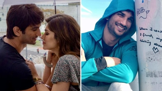 Sushant Singh Rajput and Kriti Sanon worked together in Raabta.